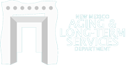 New Mexico Aging and Long Term Services Department logo