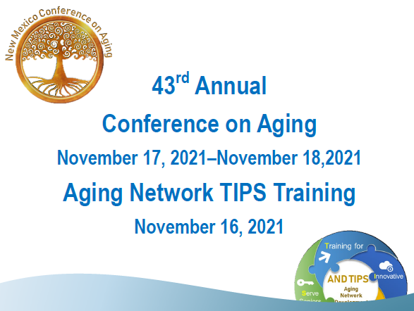 43rd Annual Conference on Aging - Call for Partners