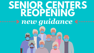 Senior Centers & Adult Day Care on Path to Reopening